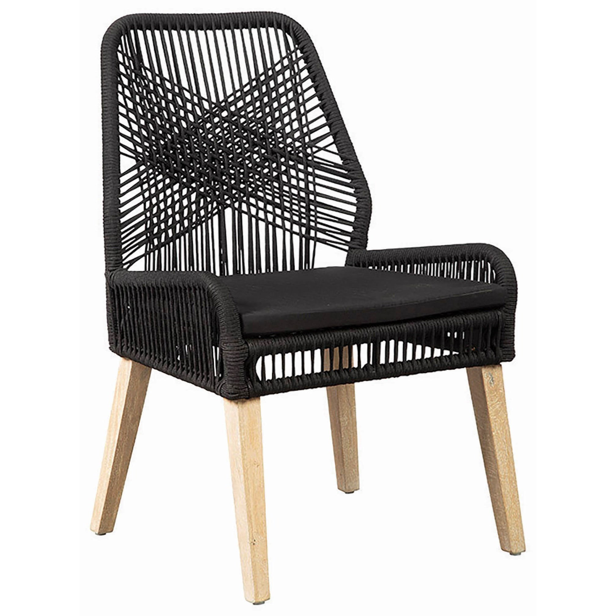 Attirant Sundance Side Chair With Cushioned Seat By Scott Living