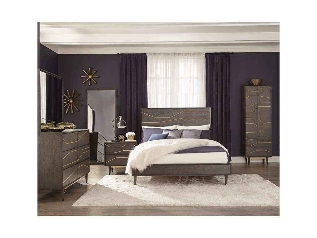 Scott Living TaraKing Bedroom Group