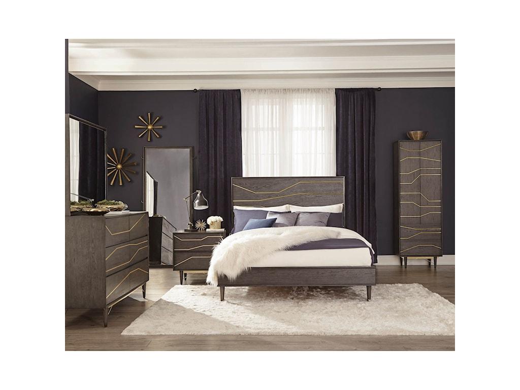 Scott Living TaraQueen Bedroom Group