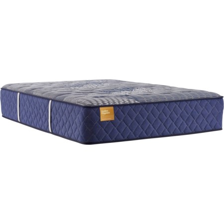 "Twin 15 1/2"" Plush Hybrid Mattress"