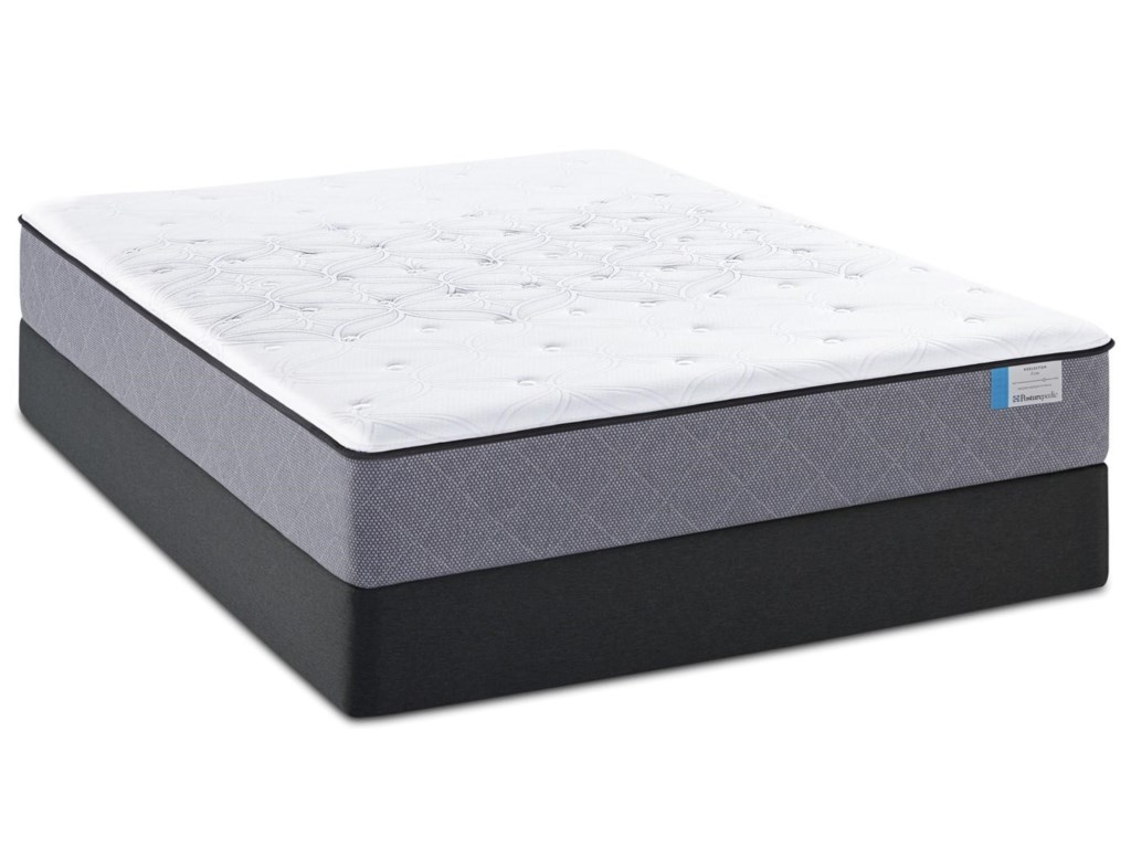 Sealy A1 Cushion Firm PP 2015Queen Cushion Firm Mattress Set