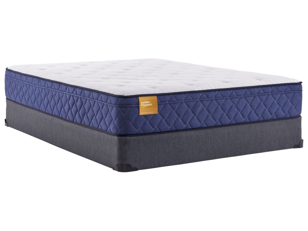 Sealy Beauvior Plush ET B2Twin 12