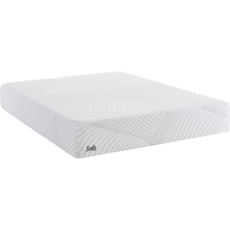 "Twin 10"" CF Gel Memory Foam Mattress"