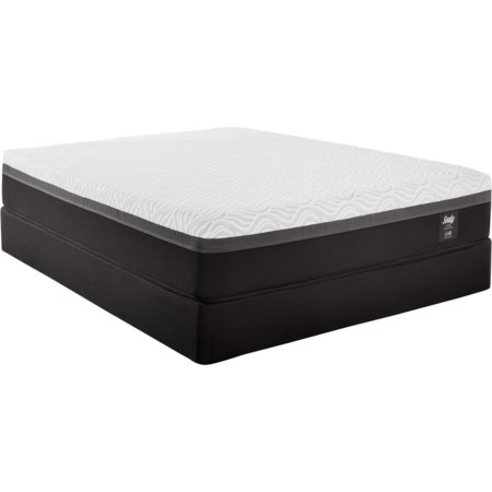 Full Hybrid Mattress Set