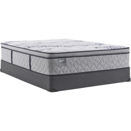 "Queen 15"" Plush PT Mattress Set"