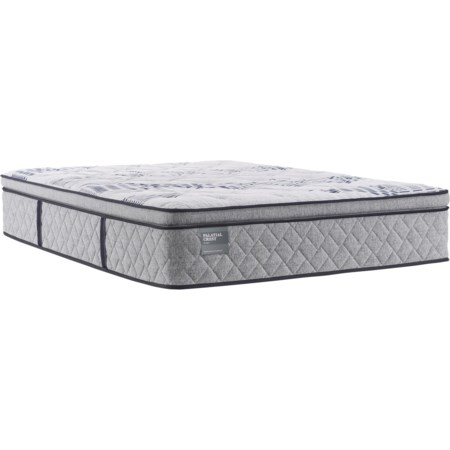 "King 15"" Plush PT Mattress"