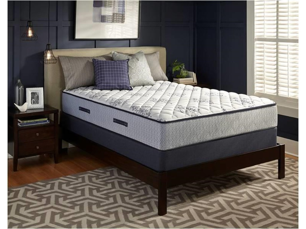 Sealy Mount Rushmore L6Full Firm Mattress Set