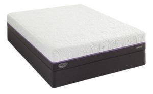 Sealy Optimum 2.0 Radiance Queen Cushion Firm Mattress Set, HP