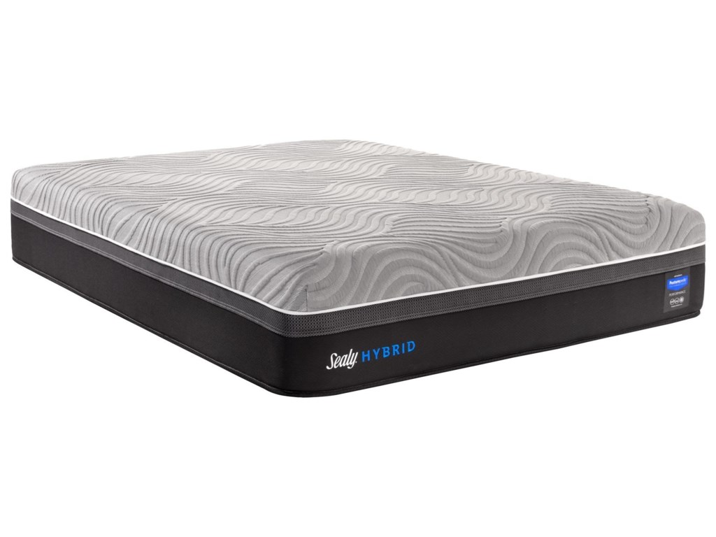 Sealy Performance Z9 Copper II PlushQueen Plush Hybrid Mattress