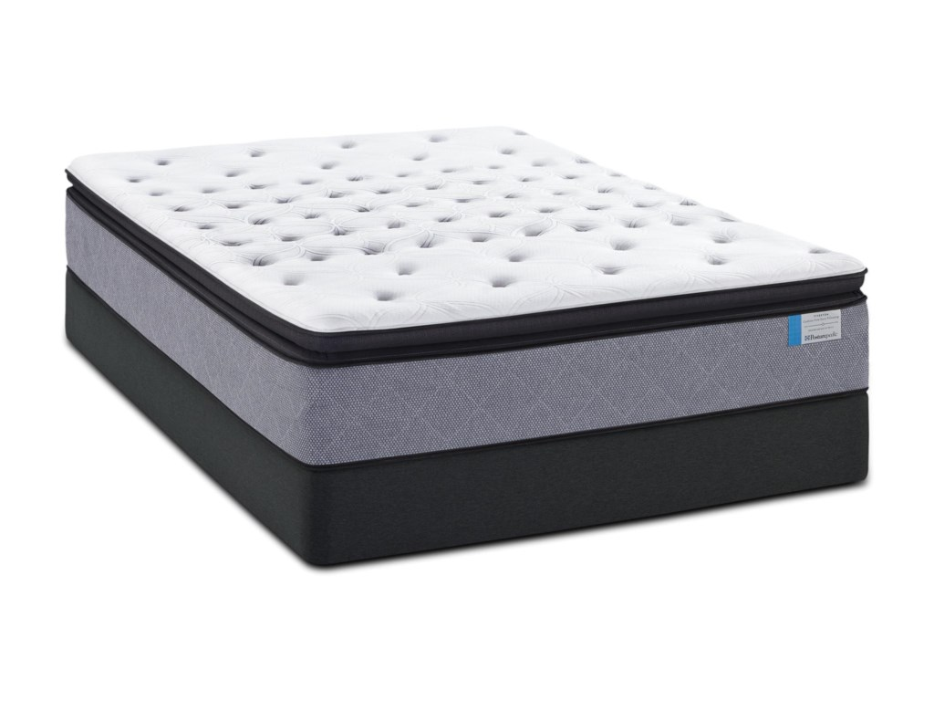 Sealy Posturepedic A2Twin CF EPT Mattress Set
