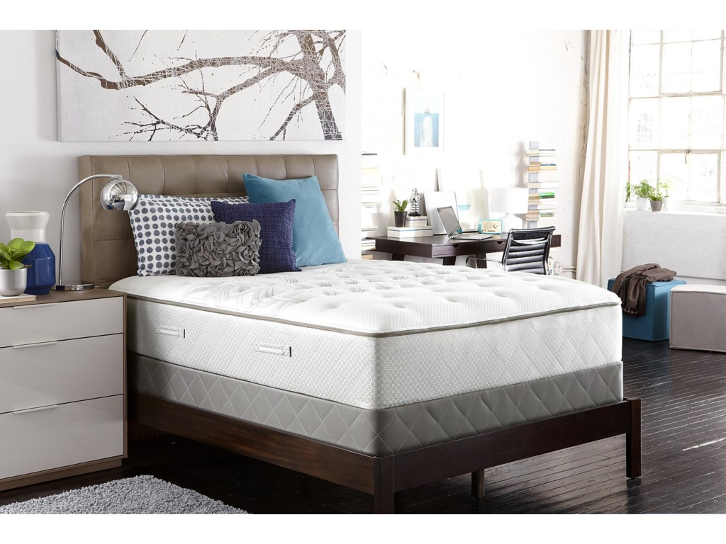 Mattress Shown May Not Represent Exact Model Indicated