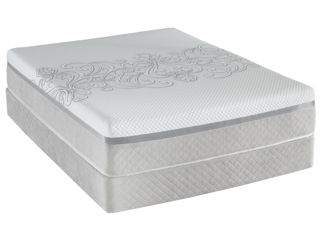Sealy Posturepedic Hybrid Ability H4Full Firm Tight Top Mattress Set