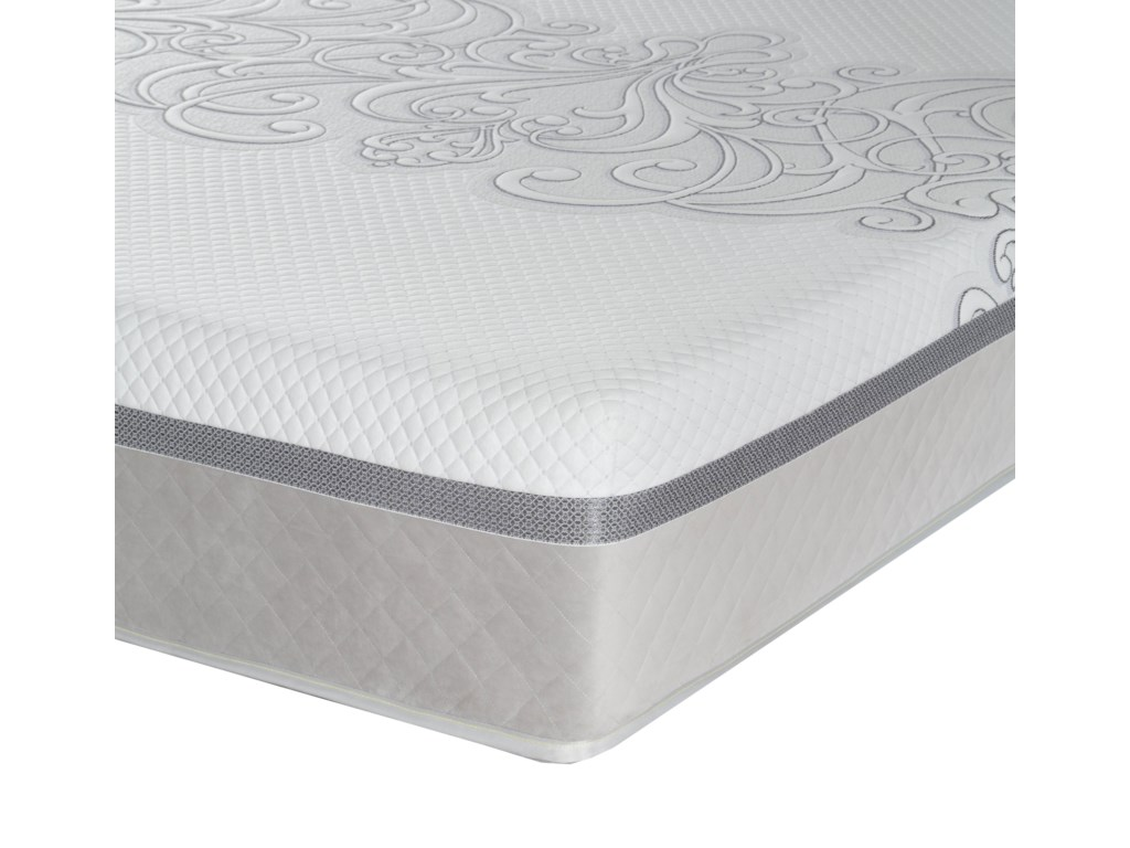 Sealy Posturepedic Hybrid Encourage H4Queen Plush Tight Top Mattress