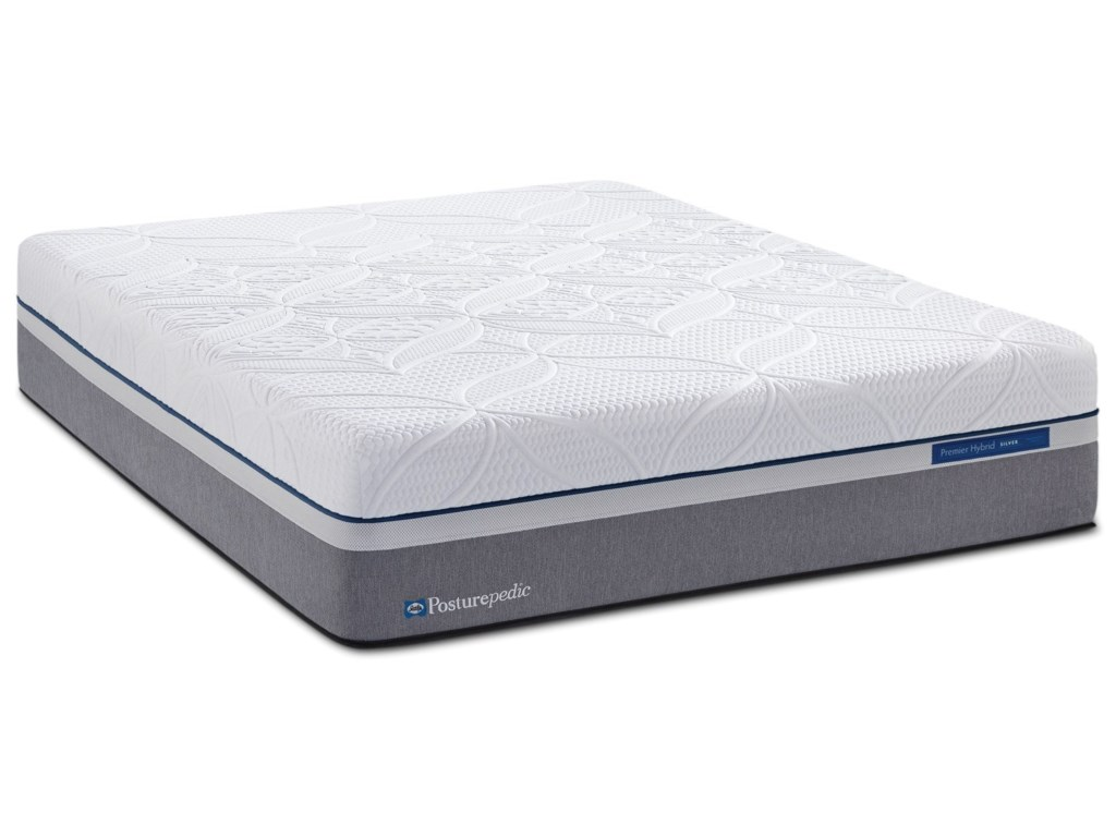 Sealy CopperCal King CF Hybrid Mattress Set, Adj