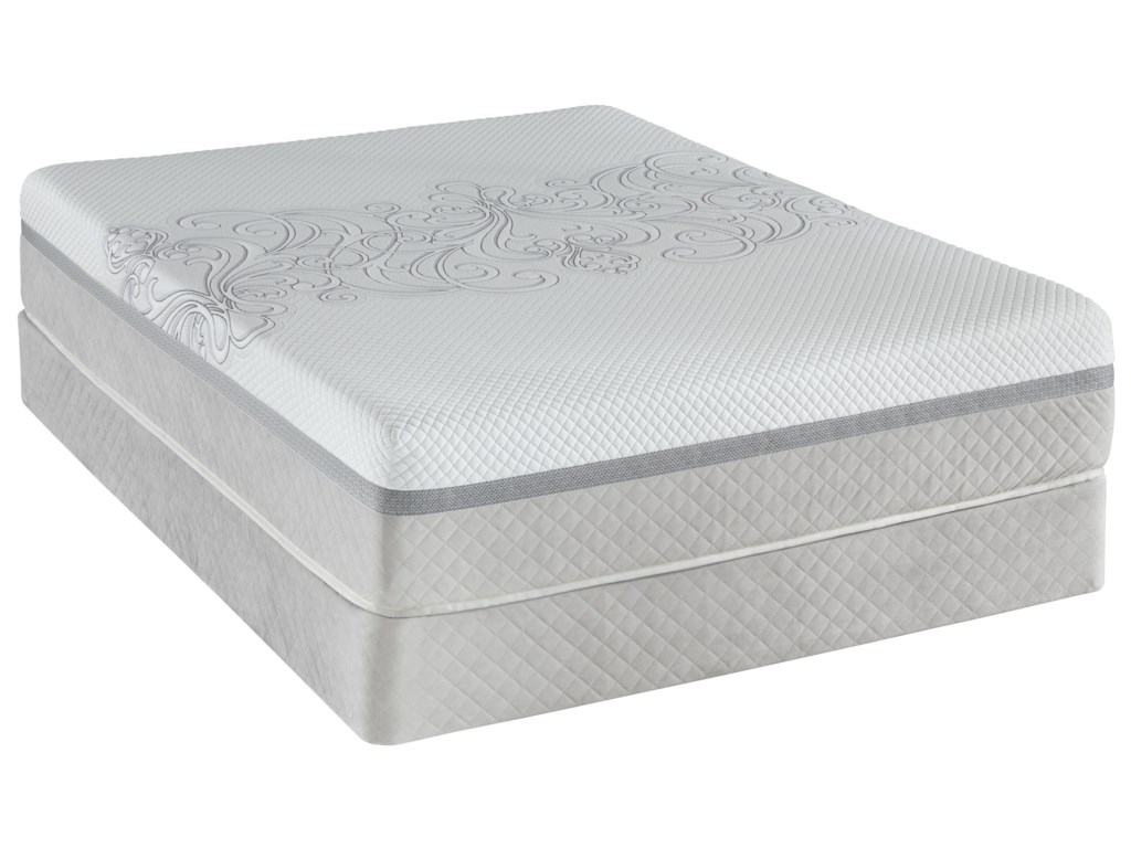 Sealy Posturepedic Hybrid Majesty H7Full Ultra Plush Tight Top Mattress
