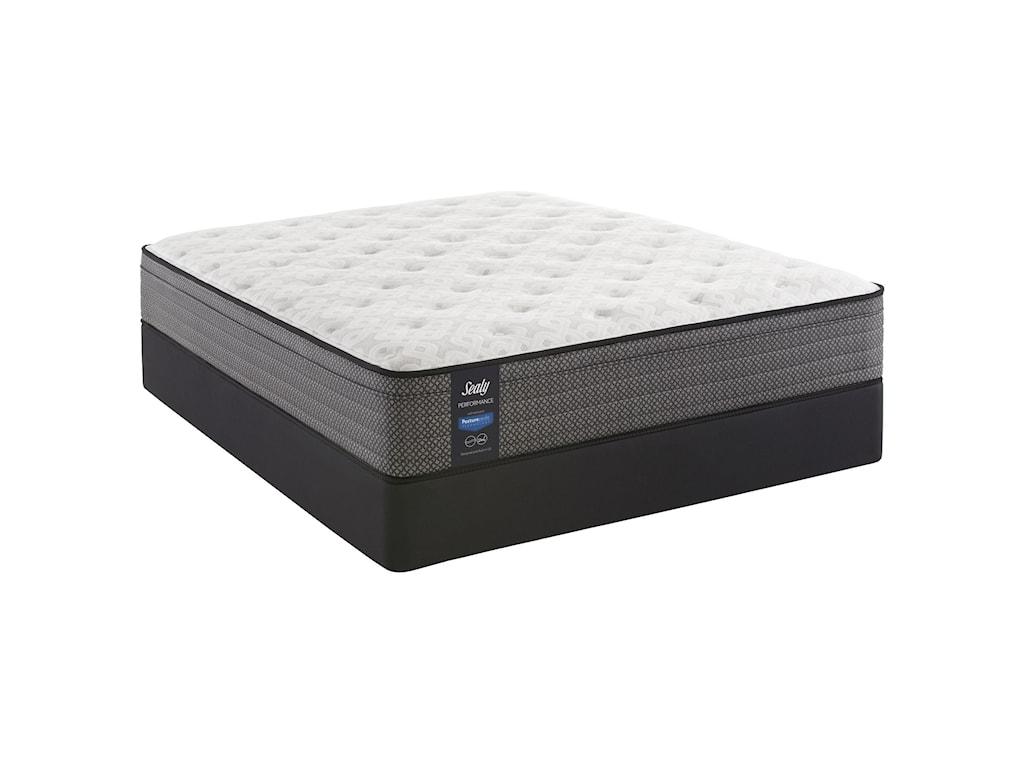 Sealy Kenton Plush Pillow TopTwin 12