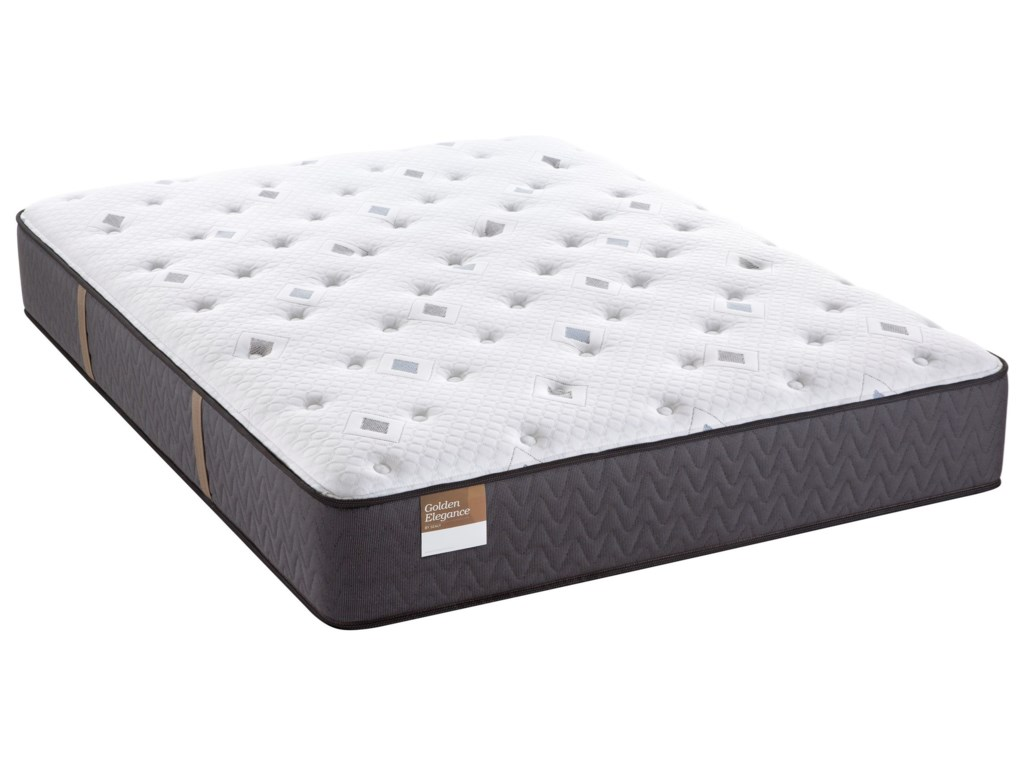 Sealy Etherial Gold Cushion Firm Twin Extra Long 12 1 2 Mattress
