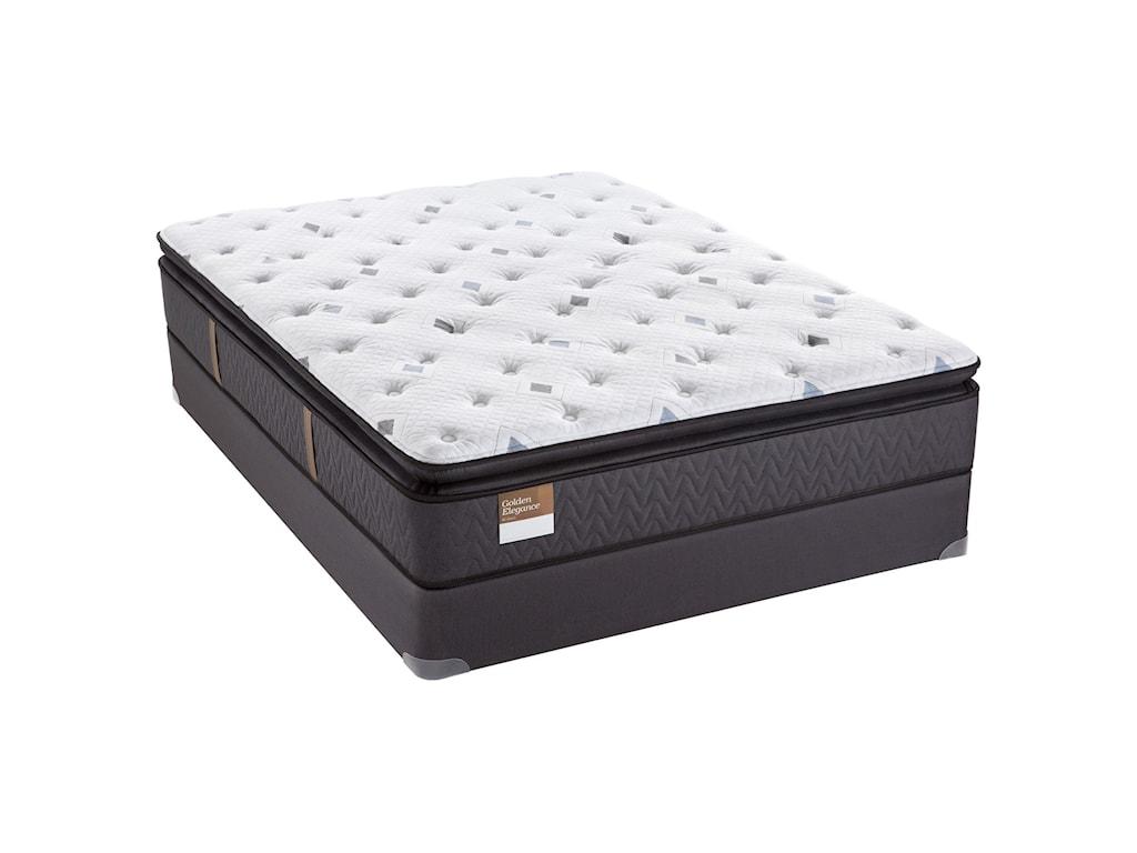 Sealy S4 Pillow Top PlushKing 14