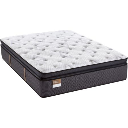 "Twin 15"" Plush Euro Top Mattress"