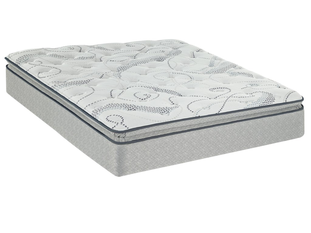 Sealy Sealy Brand EllastoneFull Plush EPT Mattress