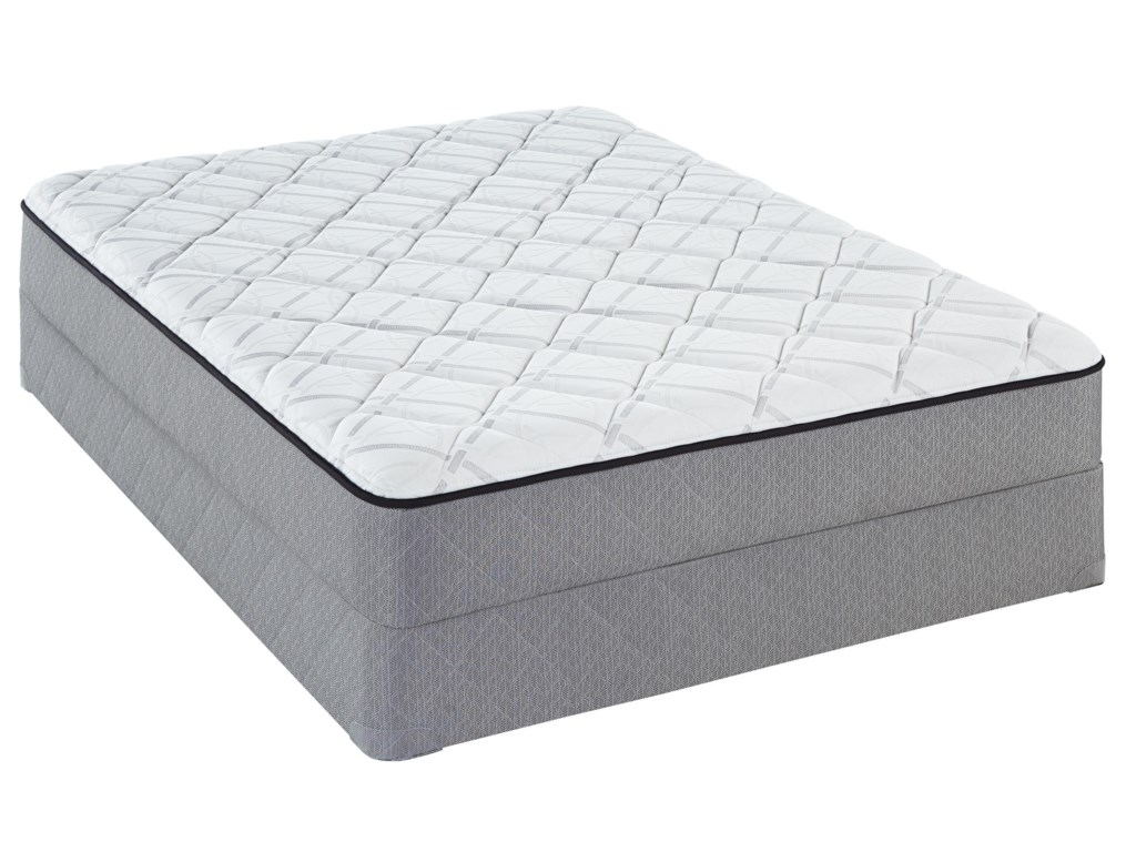 Sealy Sealy Brand Level 2Twin Firm Mattress Set