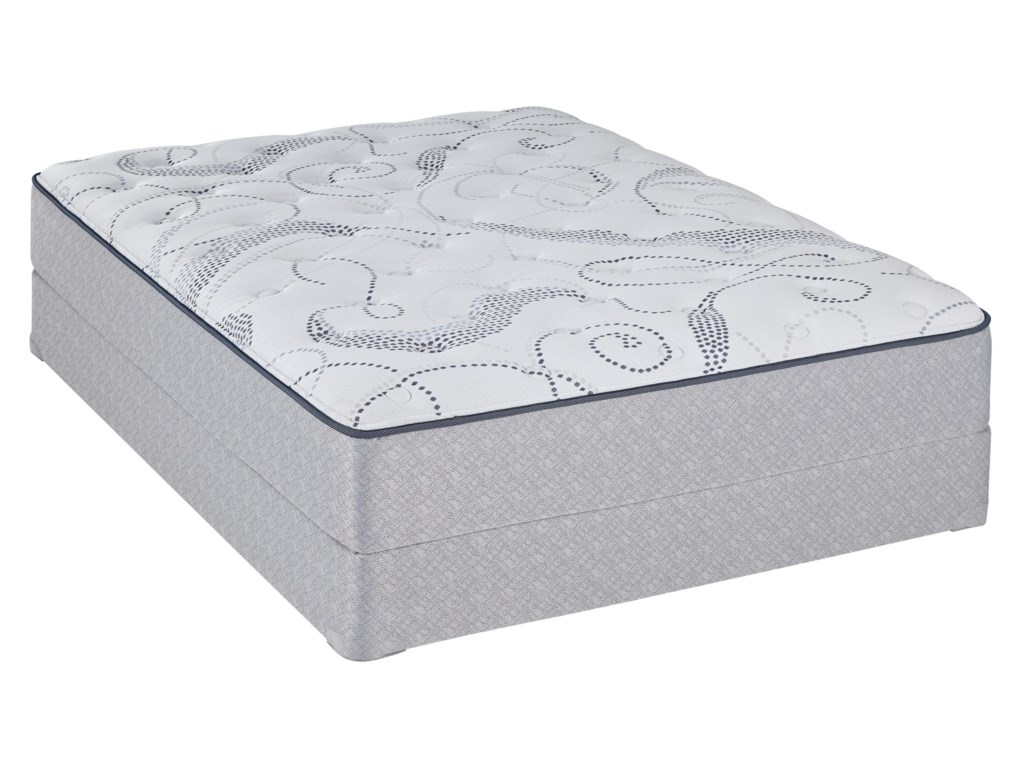 Sealy Sealy Brand AbbeywoodQueen Cushion Firm Mattress Set