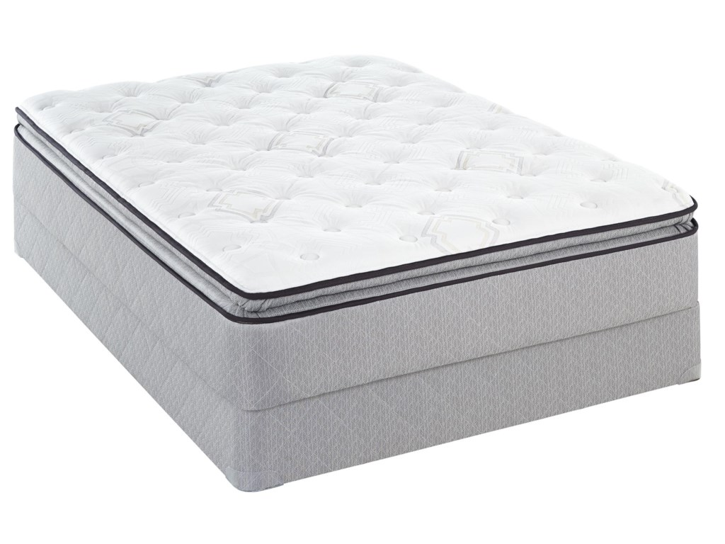 Sealy Sealy Brand Level 4Queen Plush EPT Mattress Set