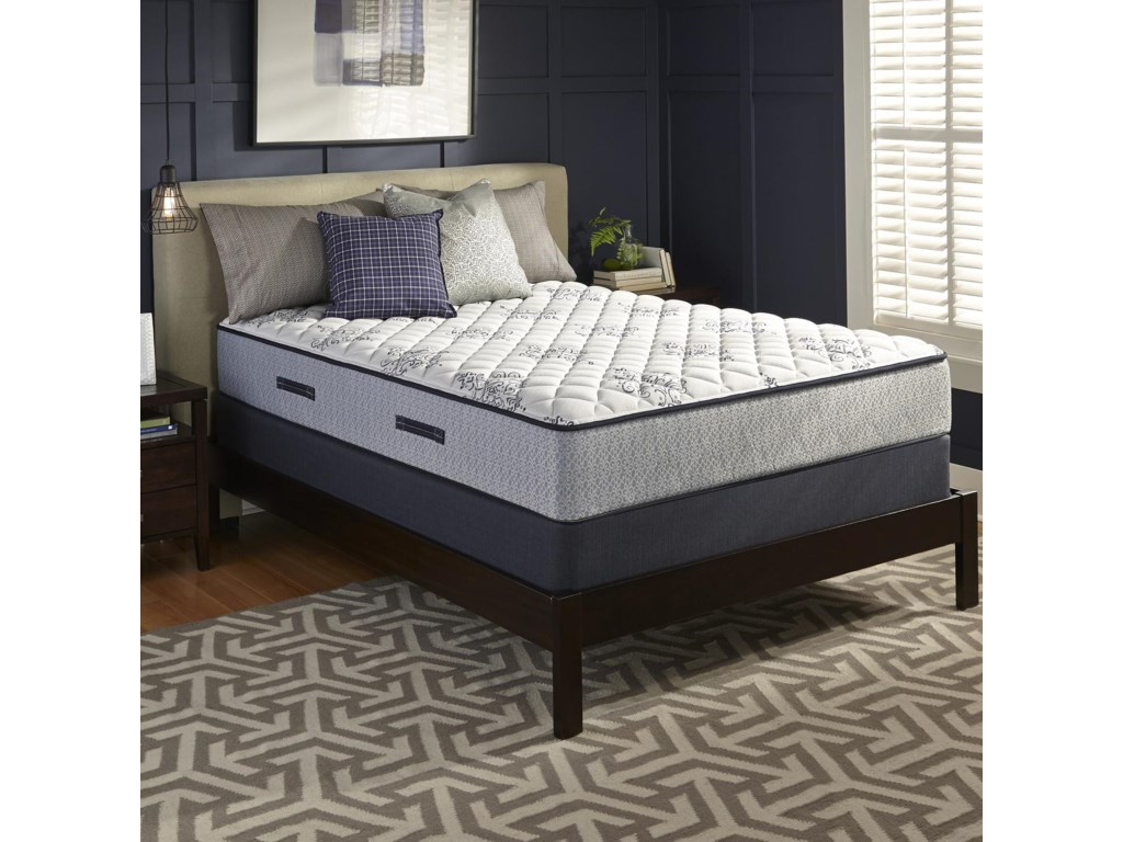 Sealy Level 6 Full Firm Mattress