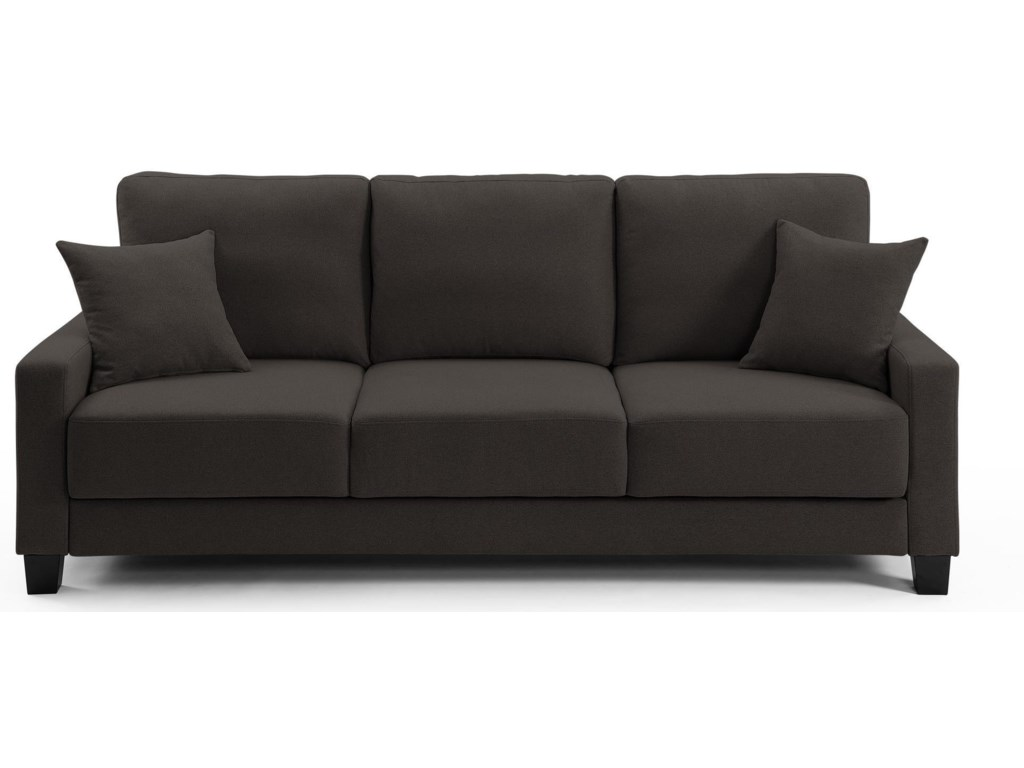 Sealy Sofa Convertibles BarlettaQueen Sofa Bed
