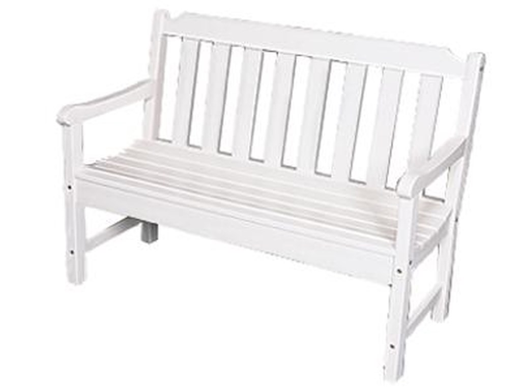 Seaside Casual AdirondackNewport Bench