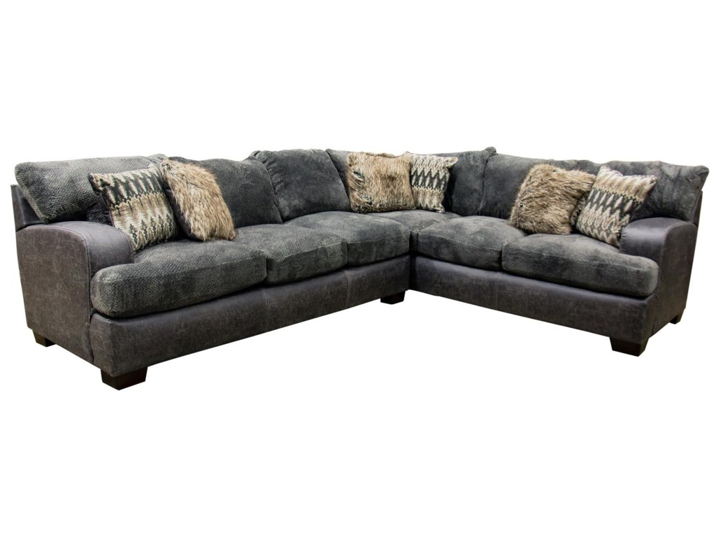 Seminole Furniture Wessmo2 Piece Sectional