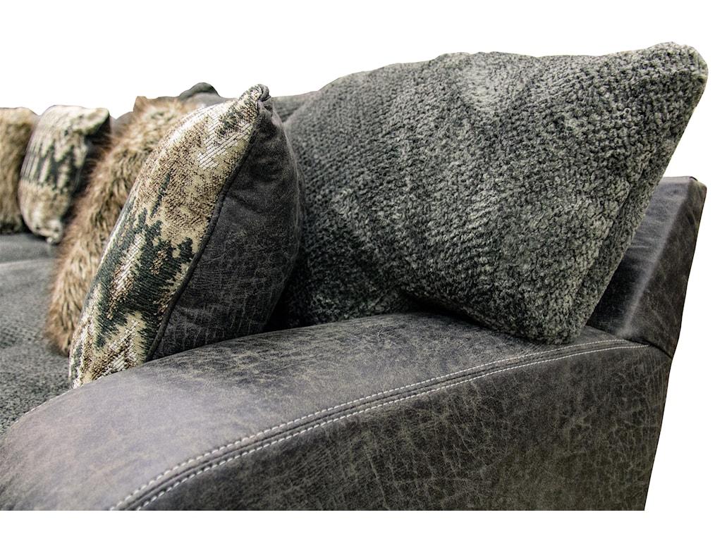 Seminole Furniture Wessmo2 Piece Sectional