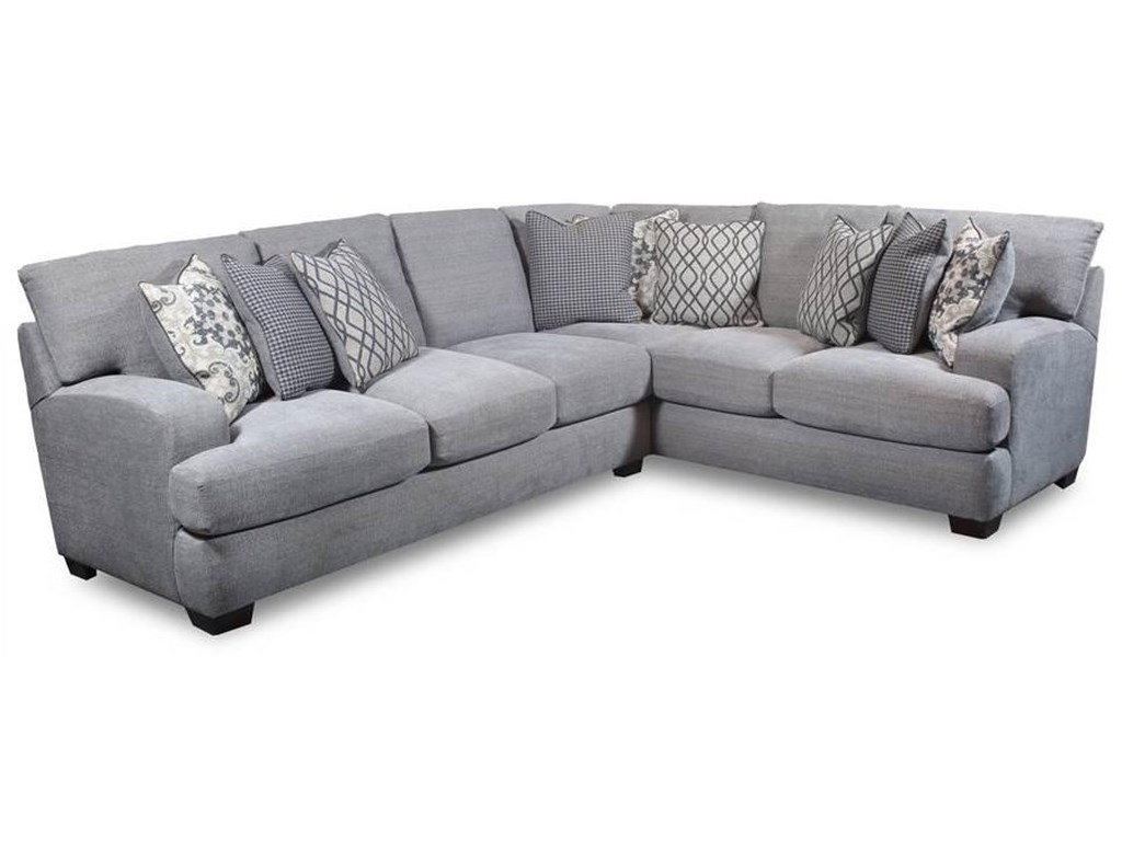 Seminole Furniture TriumphGraphite Sectional