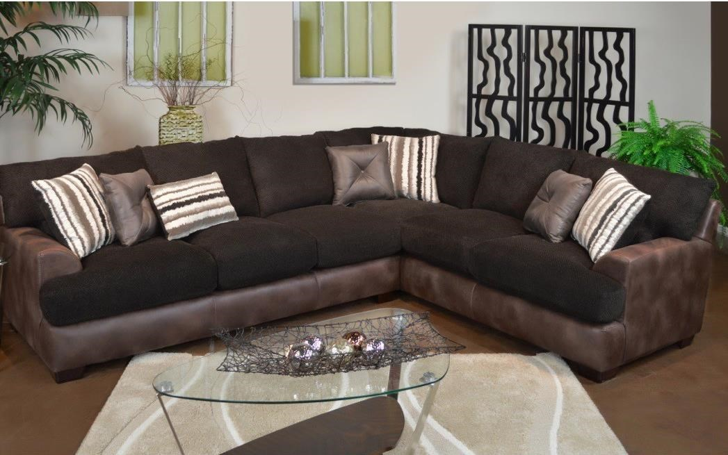 Casual 2 Pc. Sectional