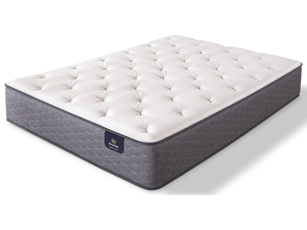 Serta Alverson II PlushFull Pocketed Coil Mattress