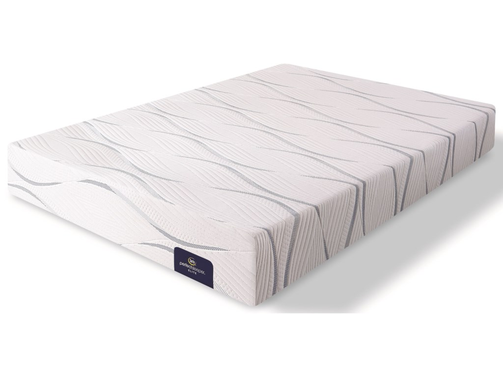 Serta Belspring FirmCal King Firm Gel Memory Foam Mattress