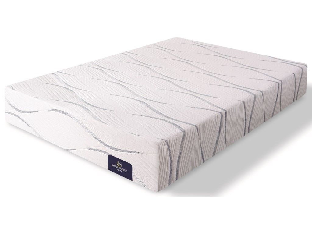 Serta Carriage Hill II PlushCal King Gel Memory Foam Mattress