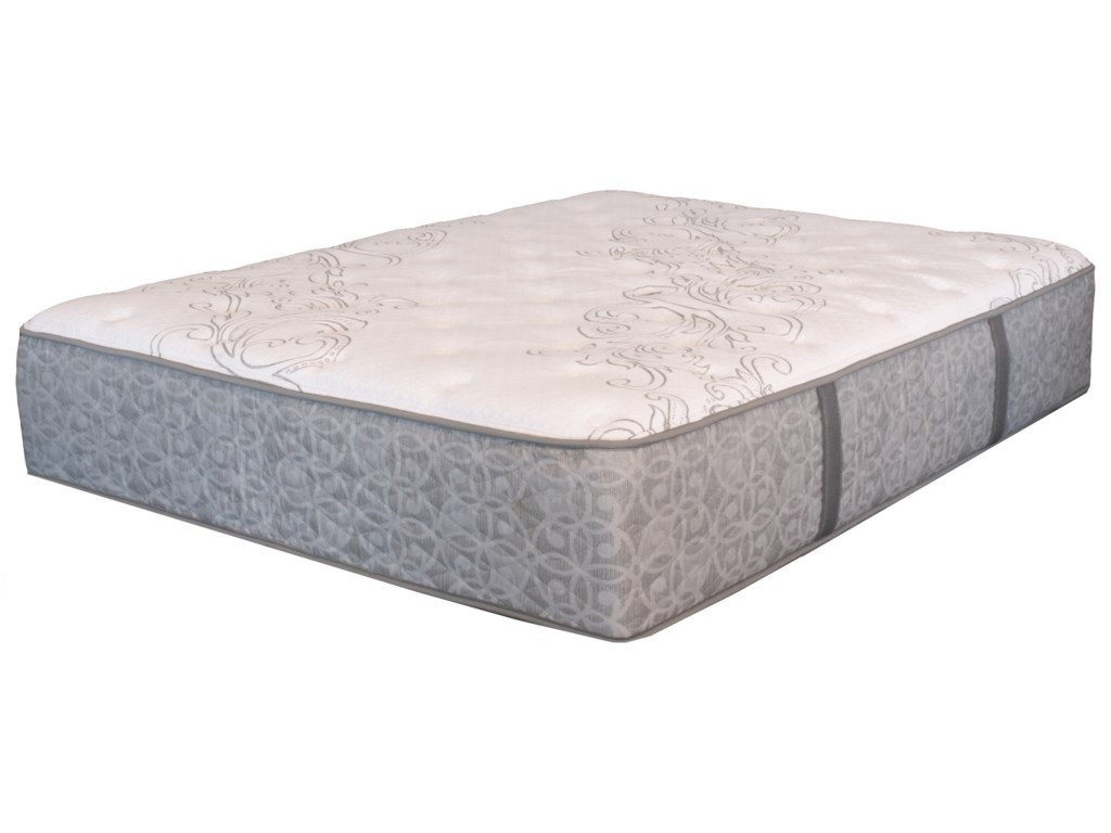 Serta DH Whispering Pines PlushKing Plush Pocketed Coil Mattress
