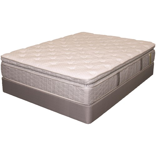 Serta Dr Greene Hadley Acres Full Super Pillow Top Mattress