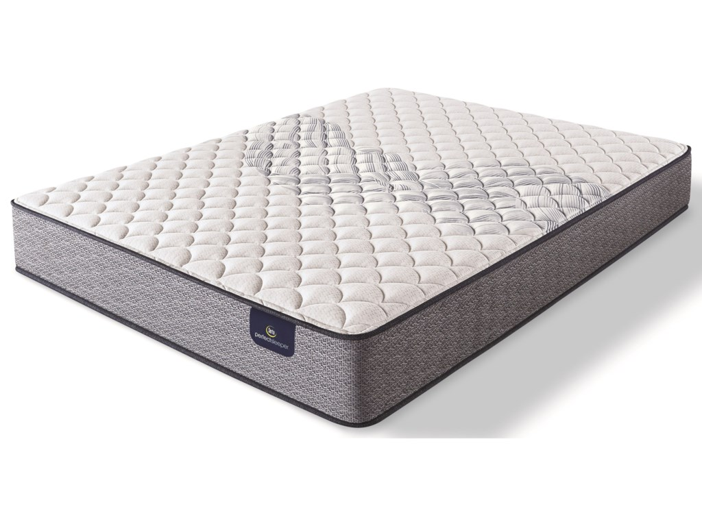 Serta Elkins II PlushKing Pocketed Coil Mattress