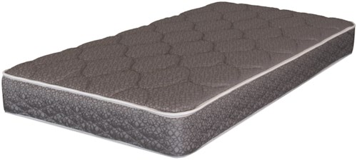 Serta iAmerica Commemorate Plush Twin Plush Innerspring Mattress