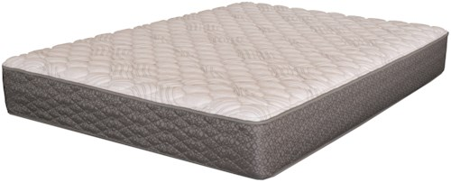 Serta iAmerica Nationalism Firm Full Firm Pocketed Coil Mattress