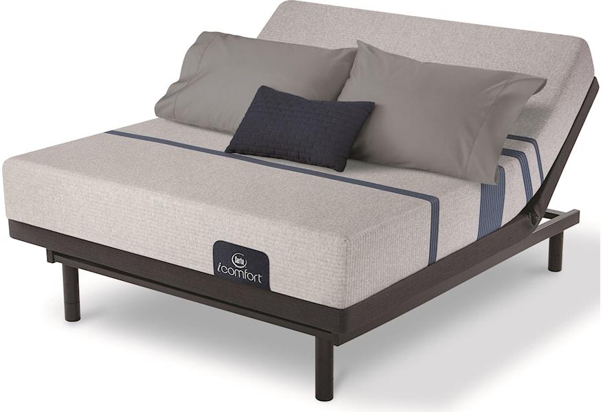 Serta Icomfort Blue 100 Gentle Firm 500800098 1020 500829519 7520