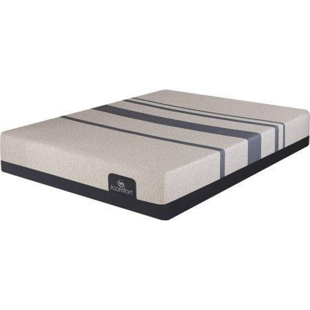 King Firm Gel Memory Foam Mattress
