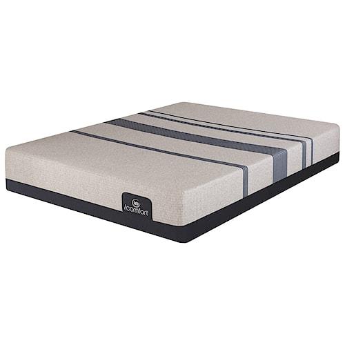 Serta iComfort Blue 300 Firm Twin Extra Long Firm Gel Memory Foam Mattress