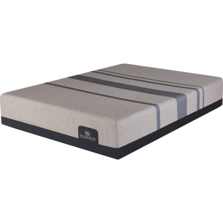 King Cushion Firm Gel Memory Foam Mattress