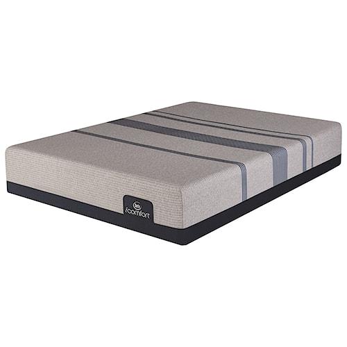 Serta iComfort Blue Max 3000 Elite Plush King Elite Plush Gel Memory Foam Mattress