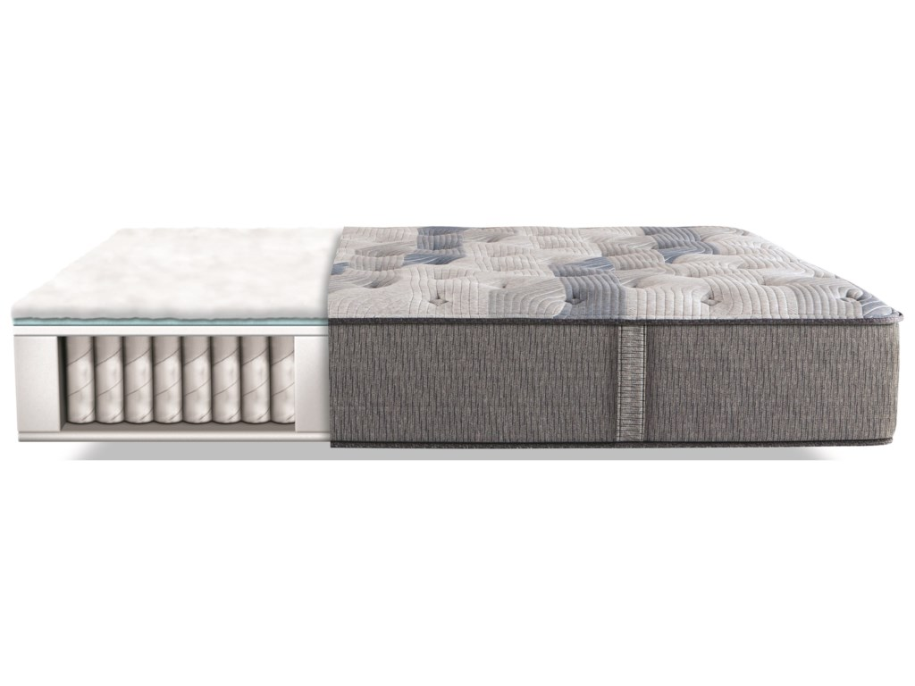 Serta iComfort Hybrid Blue Fusion 100 FirmKing Firm Hybrid Mattress