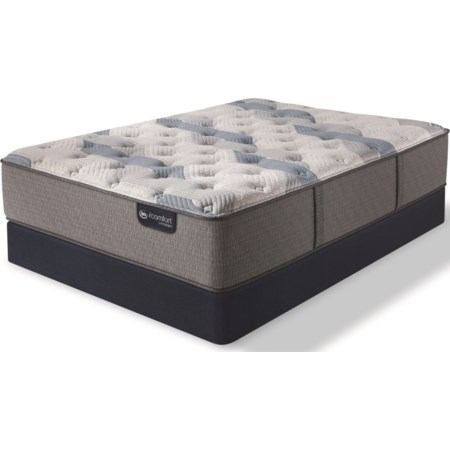 Queen Firm Hybrid Mattress Set