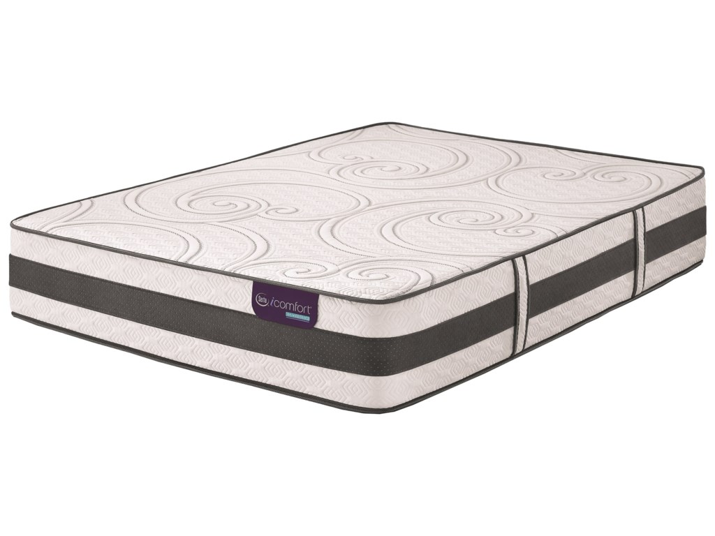 Serta iComfort Hybrid DiscovererQueen Firm Hybrid Smooth Top Mattress